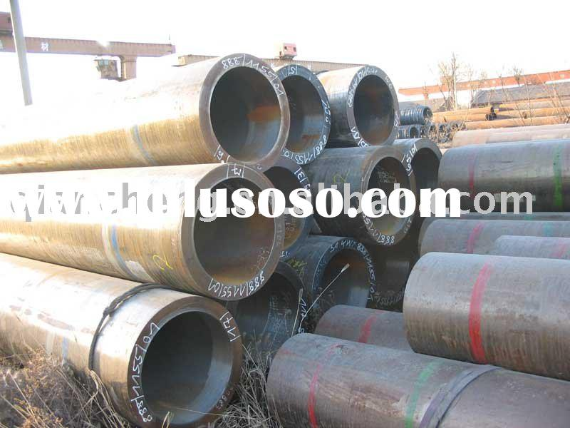 offer ASTM A335 P1,P5,Seamless Ferritic Alloy-Steel Pipe for High-Temperature Service