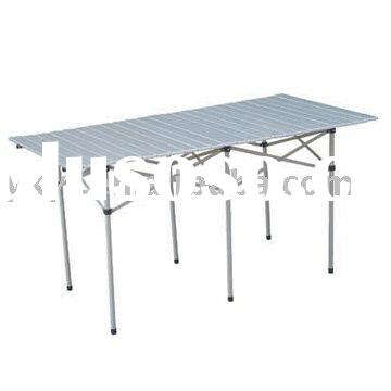 outdoor folding aluminum camping Table