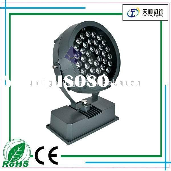outdoor ip65/36w star night rgb led project light(CE,RoHS)