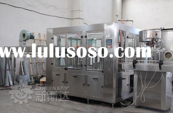 pet bottle drink water filling equipment