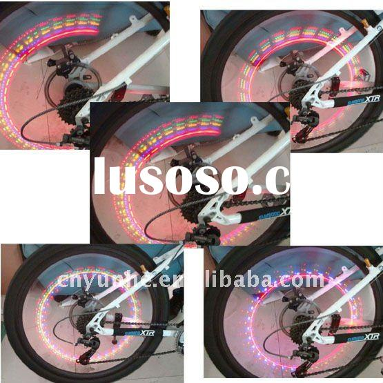photosensory LED Car Wheel Light LED Motorcycle Wheel Light