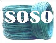 plastic coated wire;wire ;galvanized +pvc coated wire