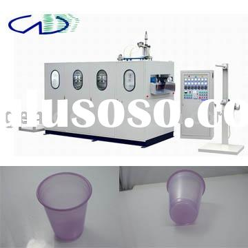 plastic water drinking cup machine