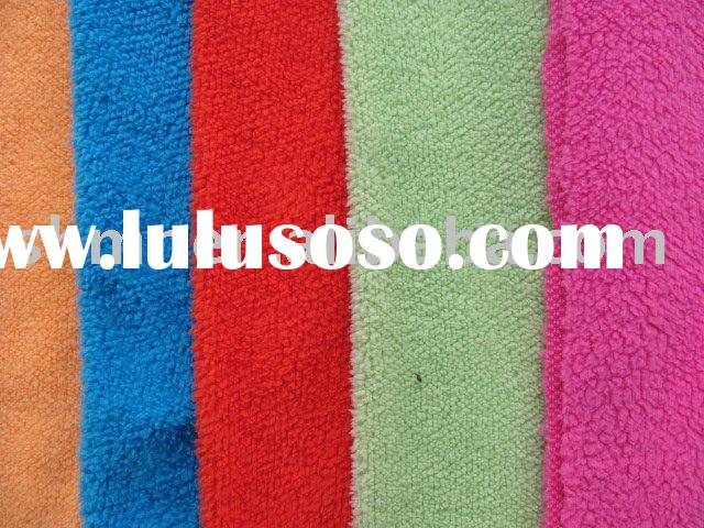 polyester weft knitted lining fabric