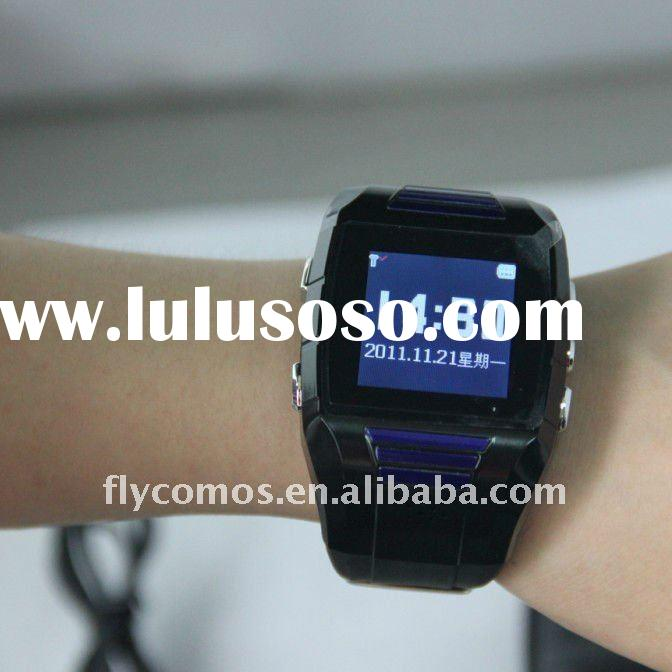portable wrist watch gps tracking system for kids and elderly