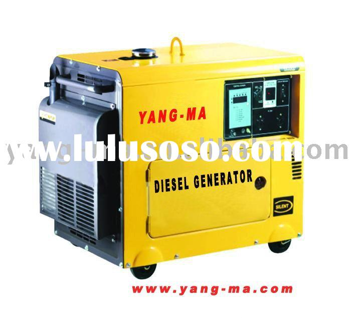 portable yanmar/kipor power diesel engine generator set