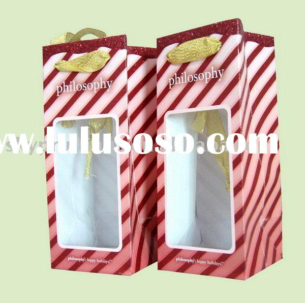 pretty christmas gift paper bags