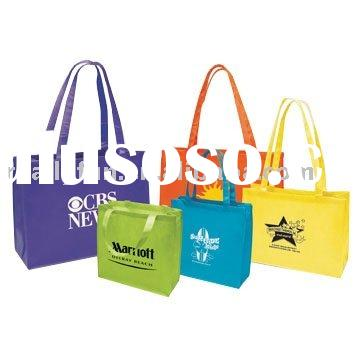 promotional Foldable Nonwoven tote shopping bags