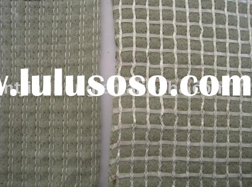 reinforced geotextile with polyester staple fiber nonwoven fabrics