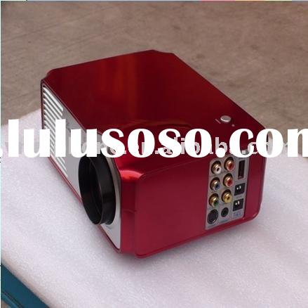 remote control supported LCD projector