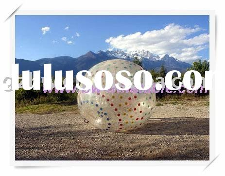 rolling ball/grass ball/inflatable zorb ball
