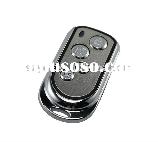 rolling code 315Mhz or 433Mhz wireless remote control YET033