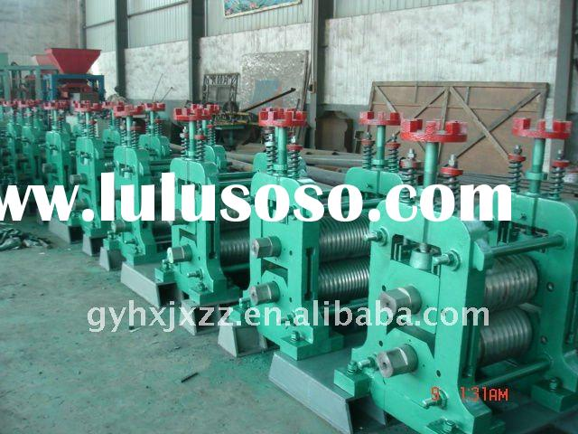 rolling mill rebar production line