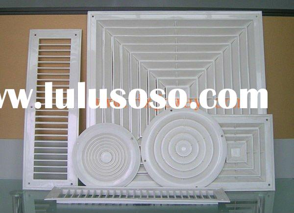 round /square air conditioning diffuser/air vent