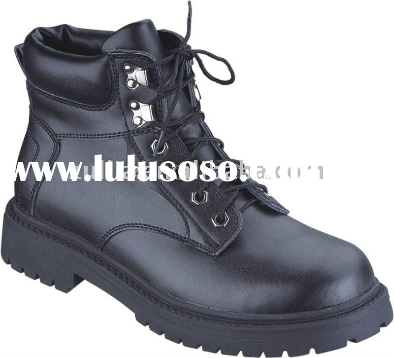 safety shoes steel toe cap