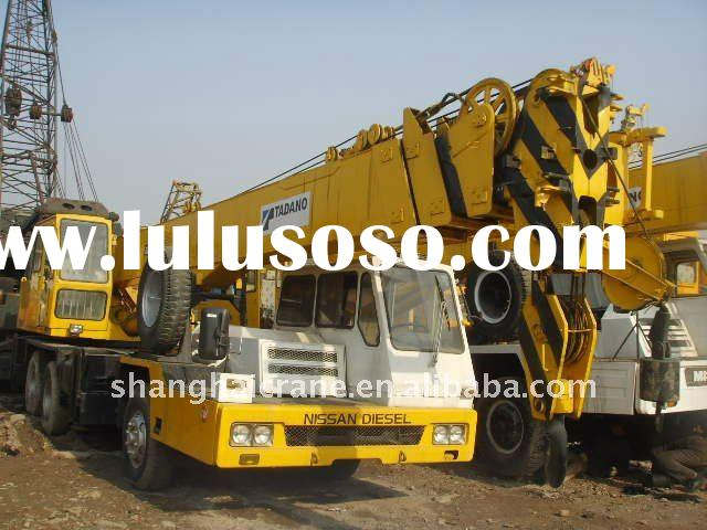 sales offer used TADANO TG250 truck crane 25 ton mobile crane