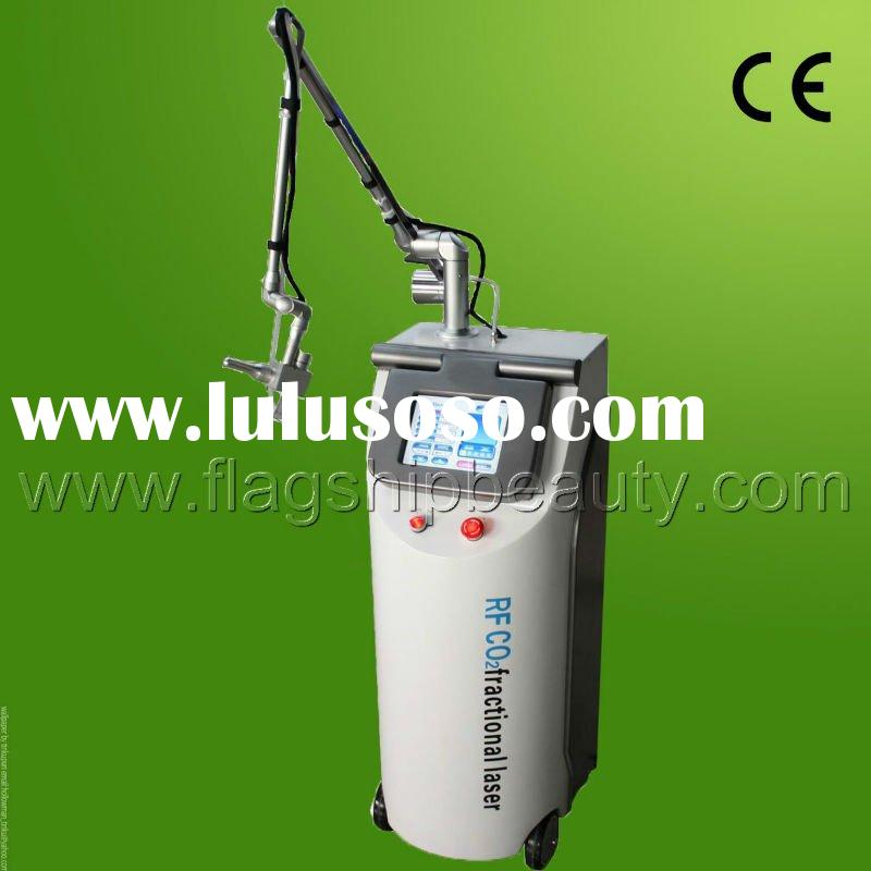 scar removal machine RF CO2 fraxel laser