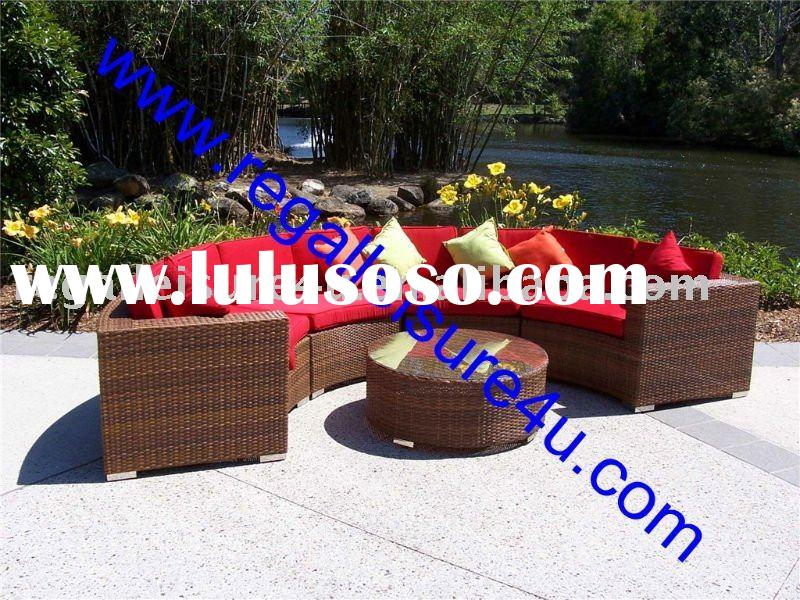 sell outdoor patio rattan sofa sets