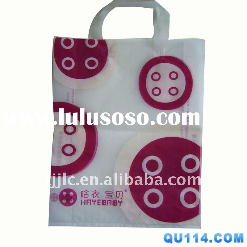 softloop handle plastic bag (manufacturer)