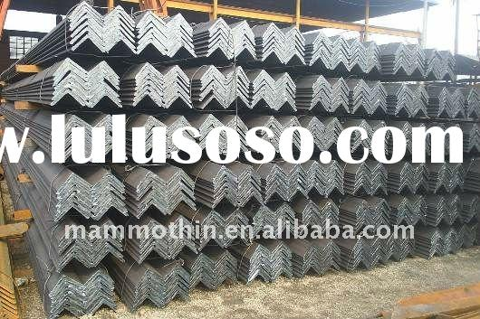 ss400 JIS standard hot rolled equal angle steel for struction building