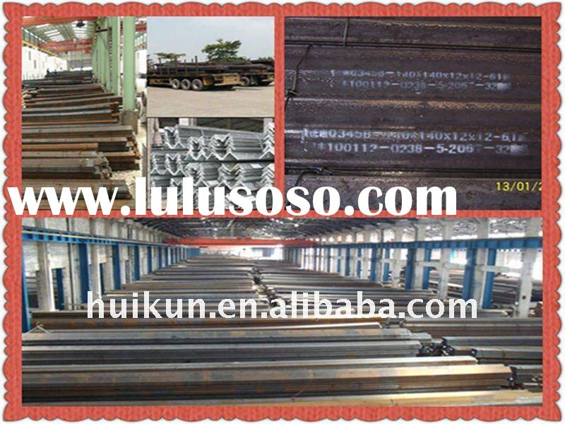 steel angle,hot rolled equal & unequal angle bar