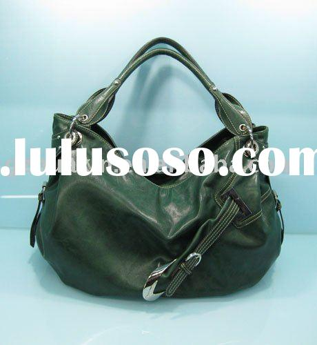 synthetic leather handbag