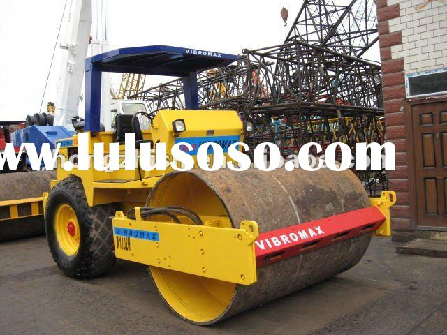 used Road roller of Dynapac CA25 Made in Germany On sale