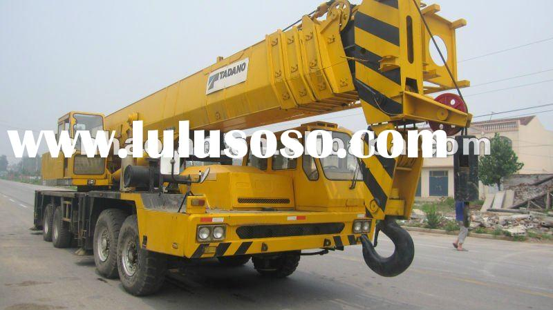 used tadano hydraulic truck crane 80ton for sale made in Japan original
