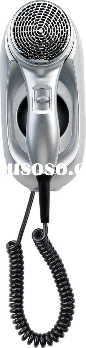 wall mounted hair dryer/hotel hair dryer/home appliance