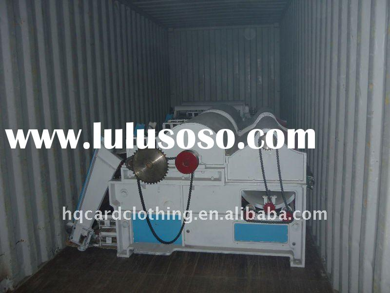 waste cotton recycle machine--opening machine