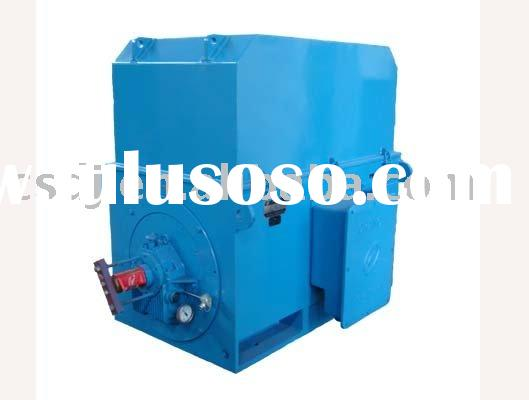 water cooling high voltage three-phase induction motor