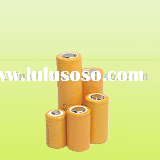 wide temperature range Ni-Cd battery AA-F type rechargeable battery pack