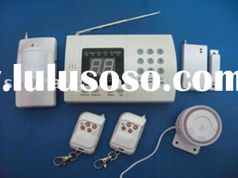 wireless/wired home alarm system connect to telephone line#802