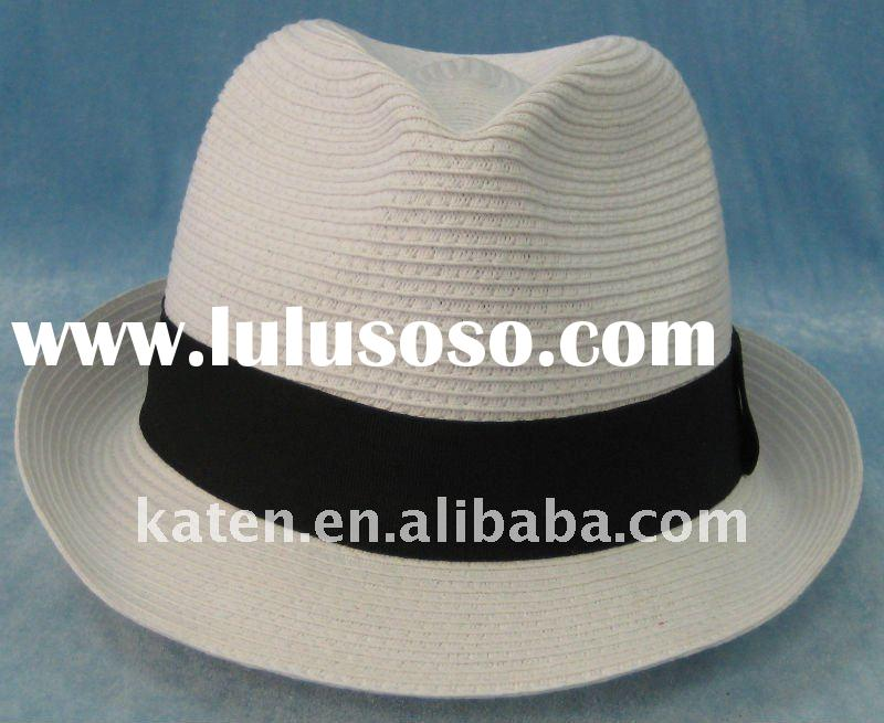 womens fashion fedora/straw cap/hat