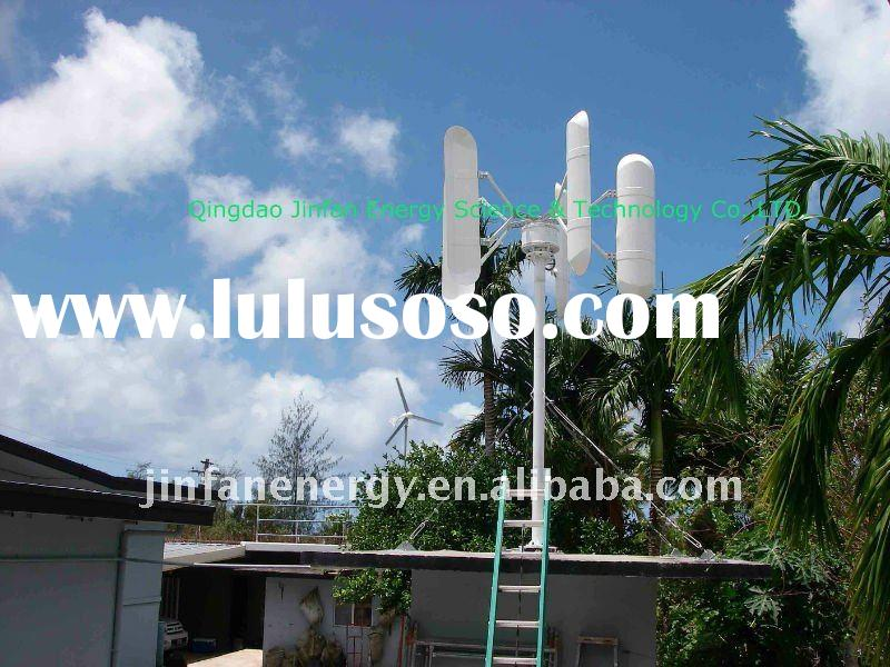 1000W vertical wind generator for home use