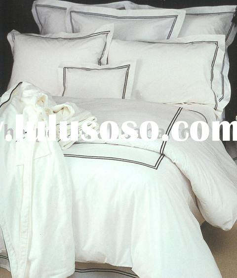100% Cotton high quality hotel Bedding Sets