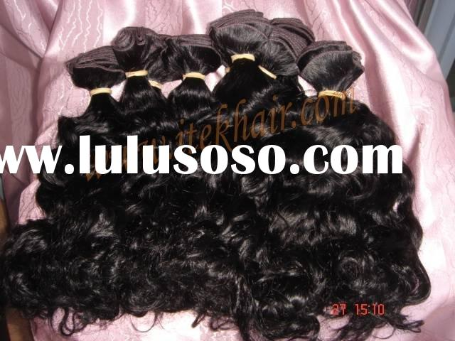 100% indian remy hair weft, weft hair, hand tied weft, machine weft, accept paypal