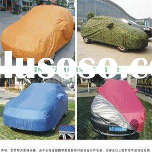 100% polyester car cover