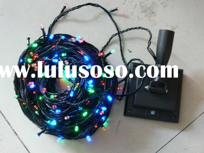 100 solar LED lights