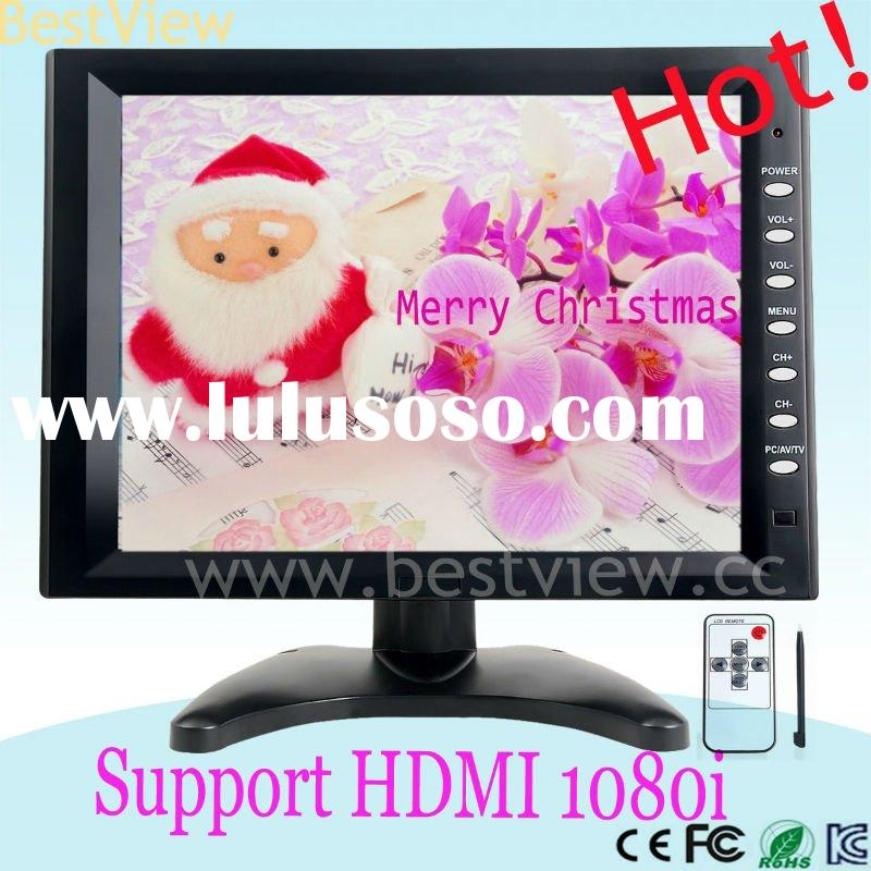 """10.4 """" HDMI touch monitor with high resolution of 1024*768"""