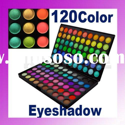 120 Full Color Double Layer Eyeshadow Palette