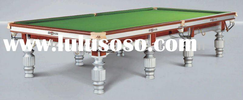 12ft Montreal Snooker table