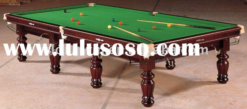 12ft Pride Snooker table