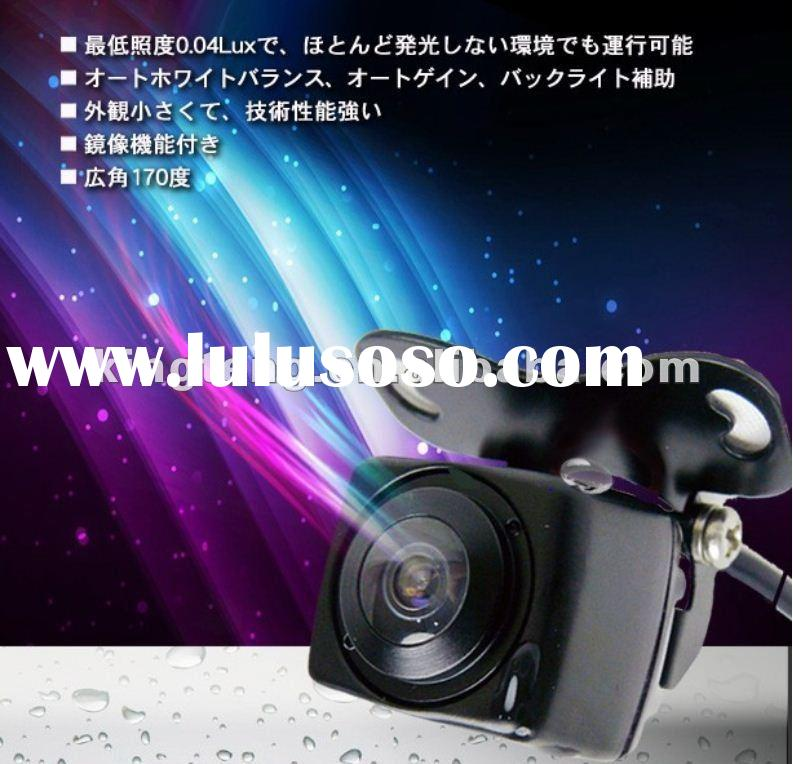 170Degree 480TV High Definition Night Vision IP68 Waterproof Car Camera