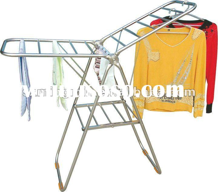 18m Stainless Steel Folding Clothes Hanger (MM-2018)