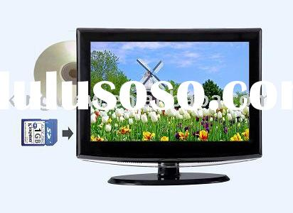 """19"""" 22""""LCD TV WITH DVD COMBO"""