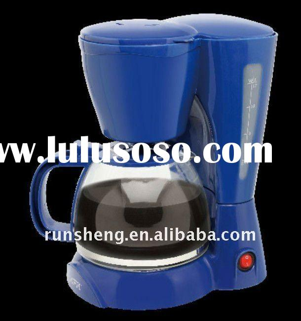 1.2L drip coffee maker/12 cup coffee maker/electric coffee maker