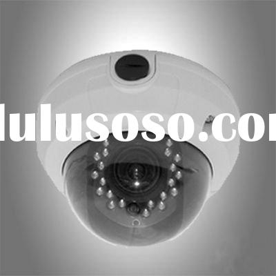 "1/3"" SONY Exview HAD CCD Vandal-proof Dome Camera"