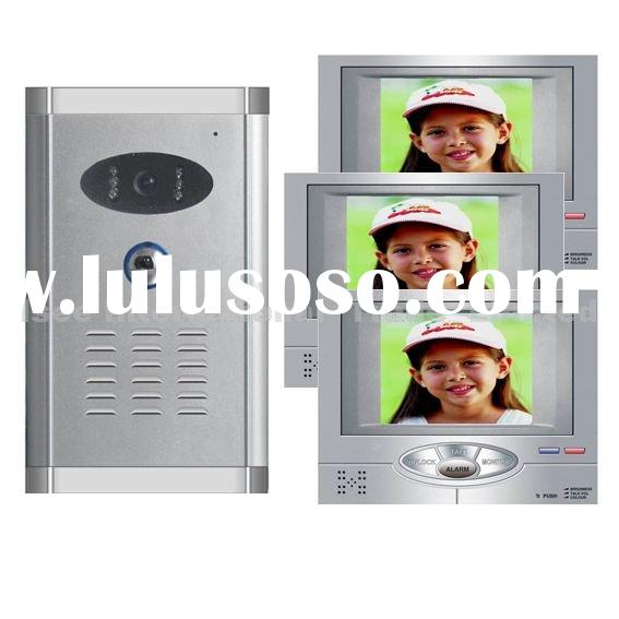 1-4 5.6-inch LCD Screen with taking photo Video Recording Door Phone