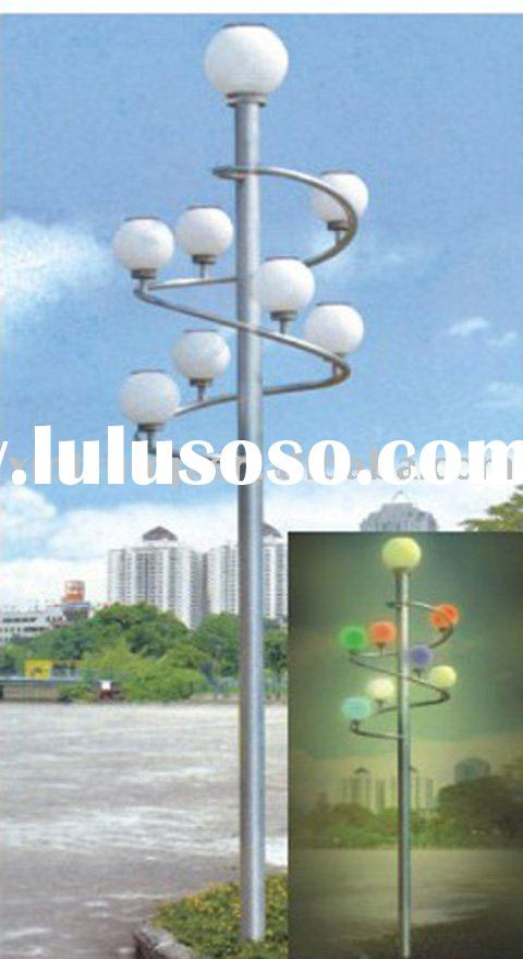 2010 Novelty Solar garden Lamp/post Lights for sale - Price,China Manufacturer,Supplier 503554